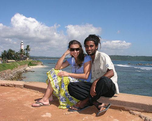 Проводник - Шри-Ланка