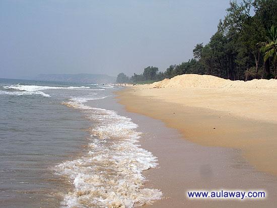 Кусочек пляжа