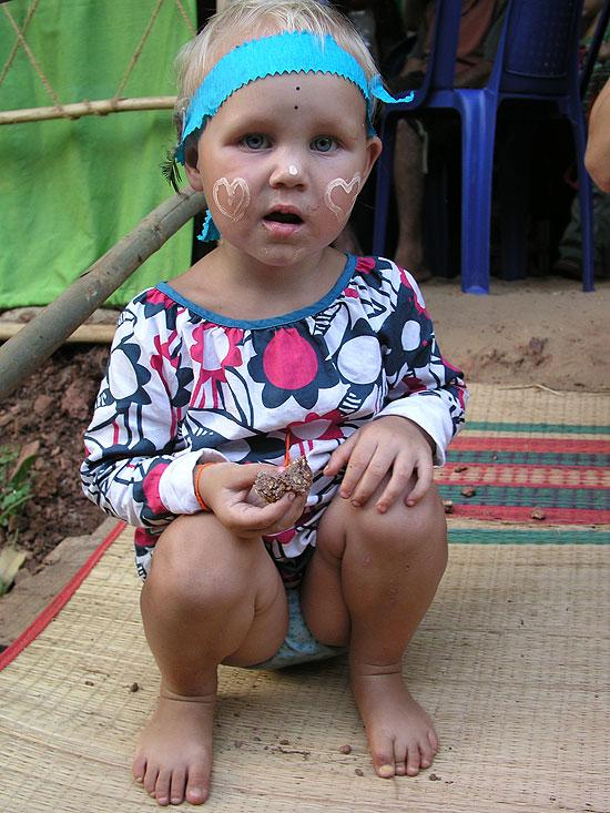 Детки в Гоа
