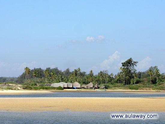 Фотки с пляжа, Индия, северное Гоа