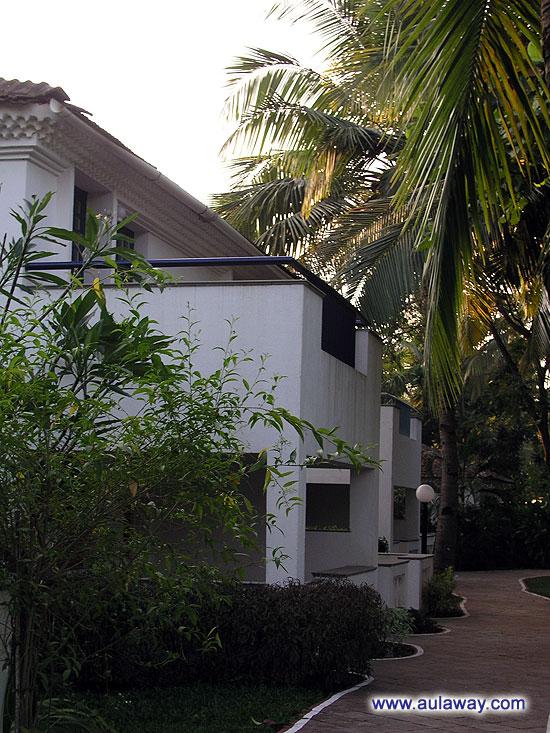 Отель Dona Sylvia. Южный Гоа