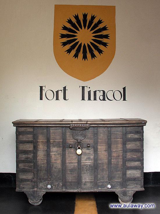 Здравствуйте, я Тираколь. (Tiracol Fort)