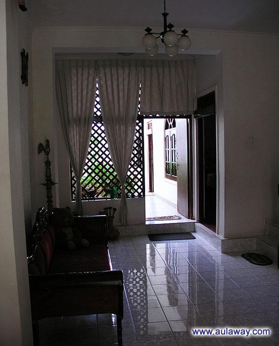 Шри-Ланка. Форт Галле. Еще одно фото гостиницы.