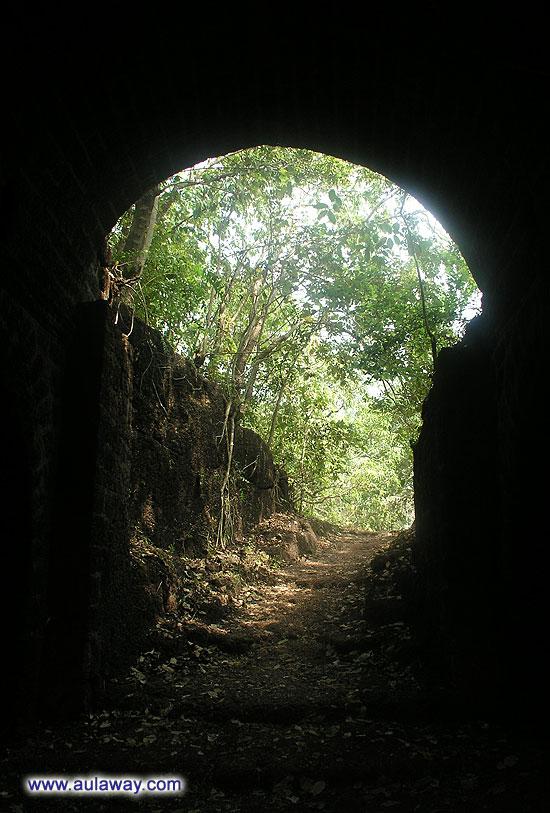 Красный форт. Вид изнутри.