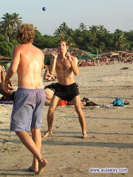 Пляж Арамболь Отдых в Индии Гоа