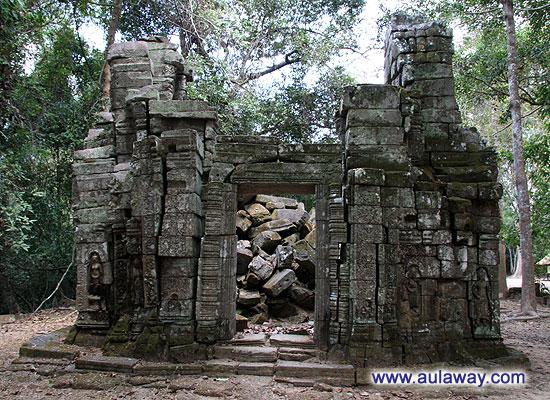 Анкор Трат. Город в кхемерской империи.