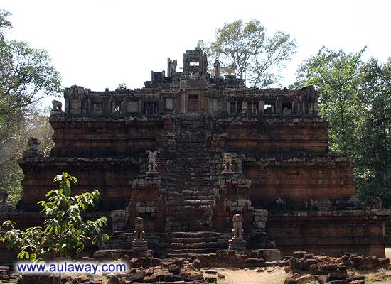 Анкор Трат. Камбоджия