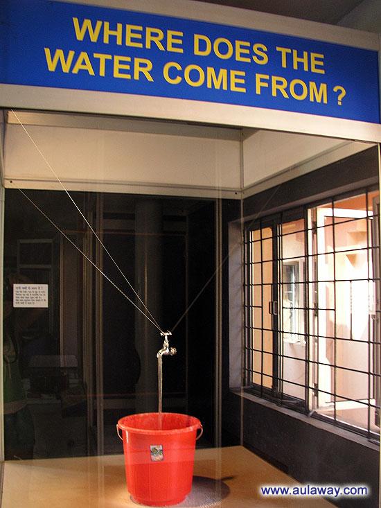 Материализация воды.