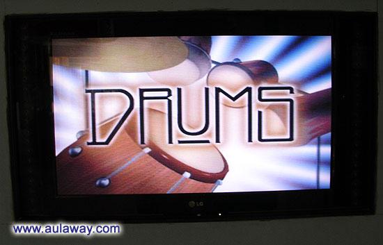 Виртуальные барабаны в научном центре Гоа