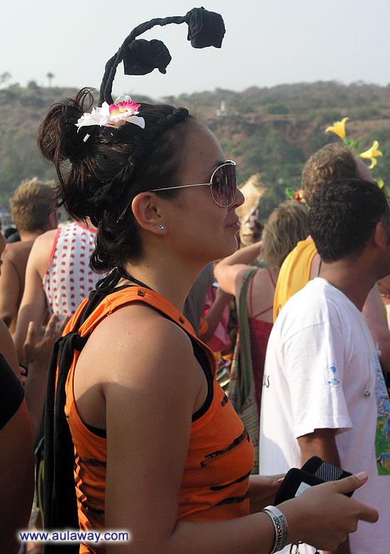 Праздник в Гоа. 2010. Карнавал в Гоа.