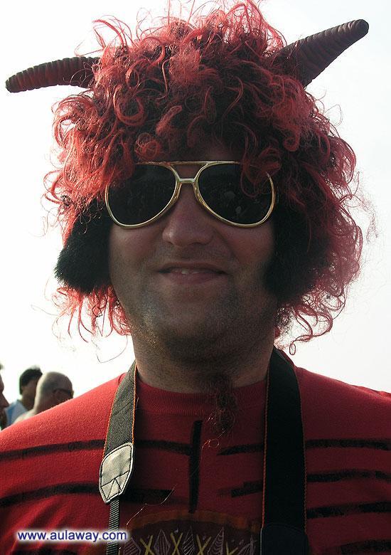 Карнавал в Гоа.
