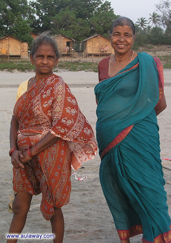 Индийские бабушки