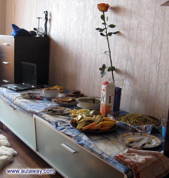 Индийская кухня: фестиваль