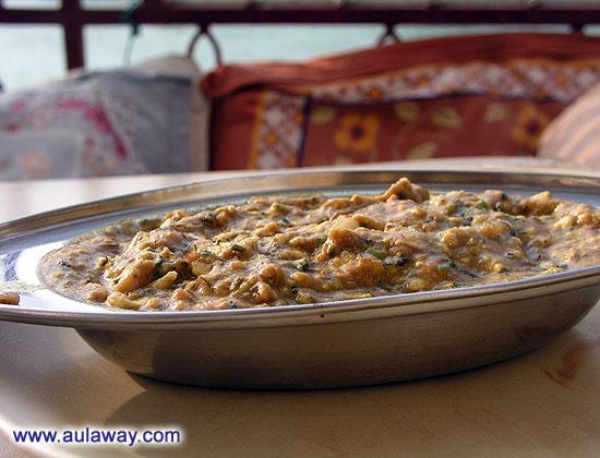 Индийская кухня.