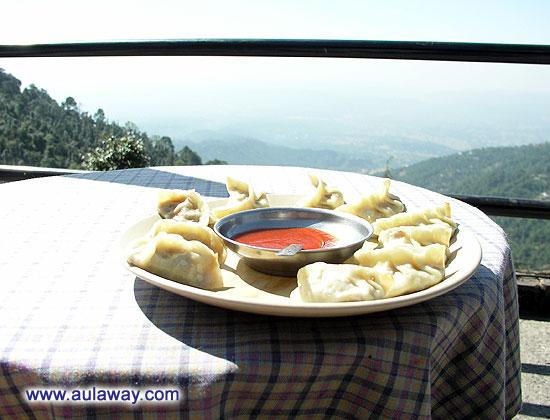 Индийская кухня: момо