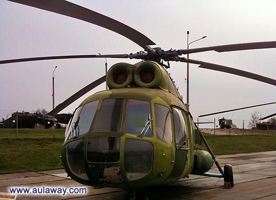 А еще здесь много вертолетиков. Ой как хочется на таком полетать за штурвалом. К самолетикам равнодушна :(