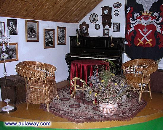 Дудудки - образец белорусского домоводства