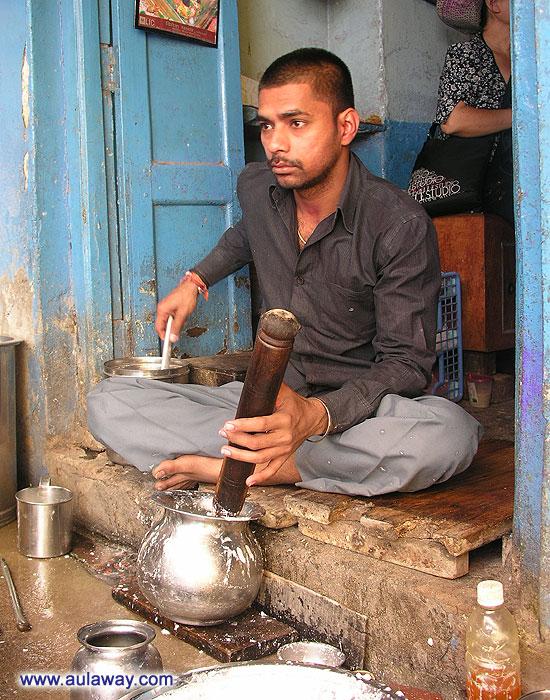 Ласси - Индийский Йогурт