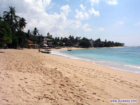 Пляж Цейлона.