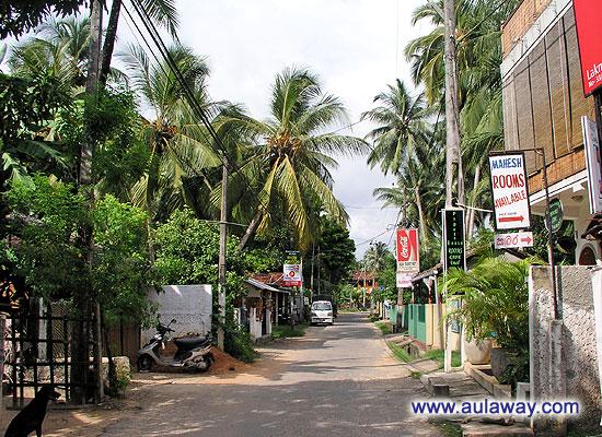 На юге острова Цейлон