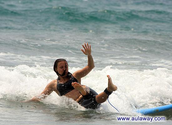 Серфинг на Бали