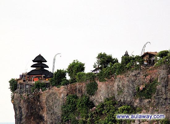 Uluwatu Bali. Очередной храм.