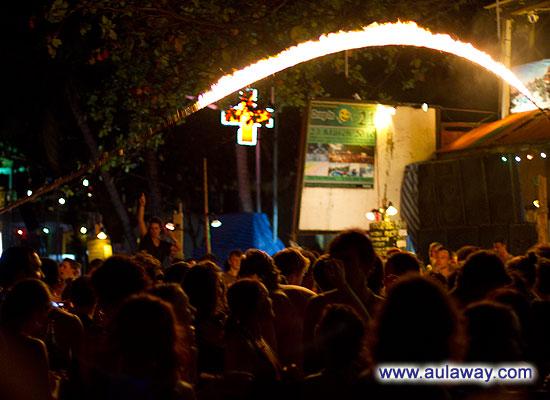 Koh Pangan Full Moon Party 2011. Поездка на Копанган. Фул мун пати.
