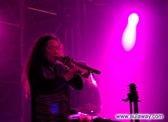 "Kitaro, ""The Silk Road – East & West"", in Pattaya, Thailand at Saturday March 26, 2011  Silverlake. Концерт Китаро в Таиланде."