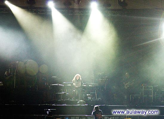 "Kitaro, ""The Silk Road – East & West"", in Pattaya, Thailand at Saturday March 26, 2011  Silverlake. Концерт Китаро в Таиланде."