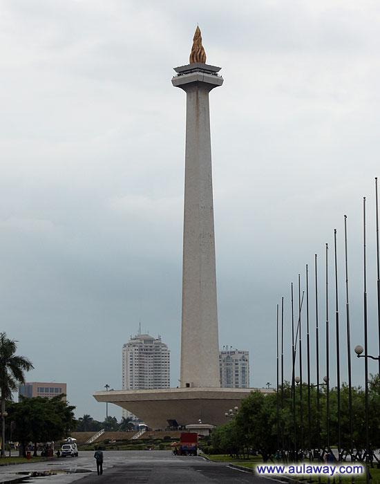 Достопримечательности столицы Индонезии. Джакарта.