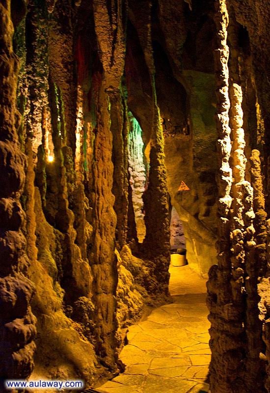 Сказочная пещера Лудиянь. Пещера тростниковой флейты.