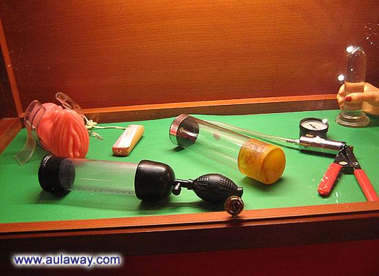 Музей секса в Праге.