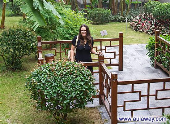 Китайский парк миниатюр.