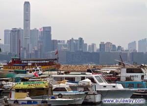Гонконг столица какой страны