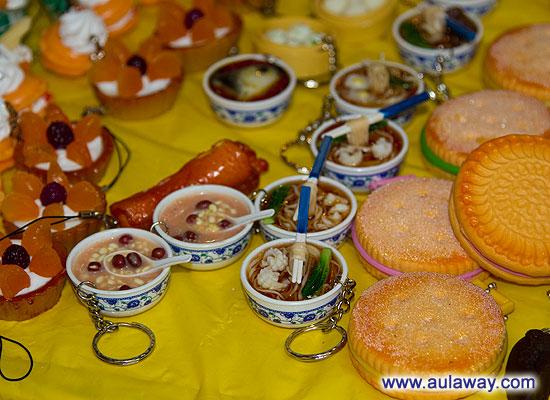 Китайские сладости и вкусняшки.