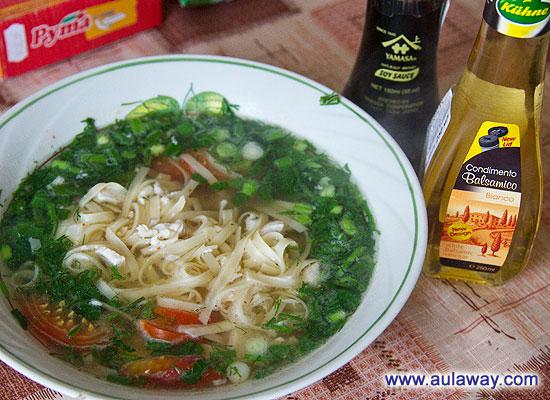Китайская кухня: рецепт супа с фото