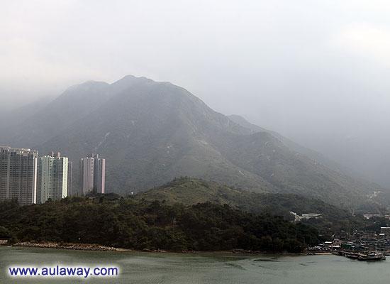 Достопримечательности Гонконга в фотографиях.