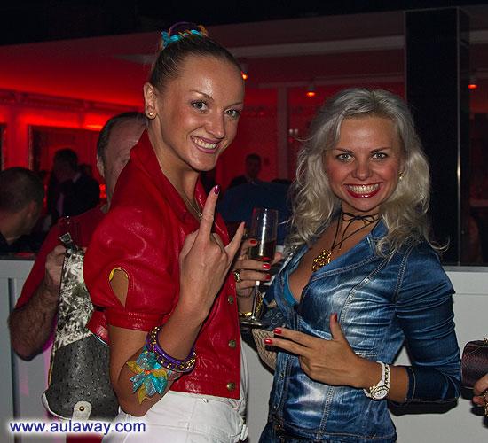 Клуб Dozari. Торжественное открытие в Минске.