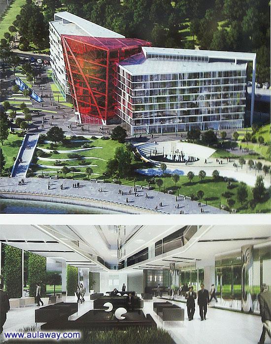 Каким будет Минск через 10 лет.