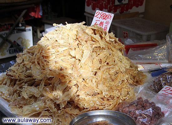 Уличная еда Гонконга