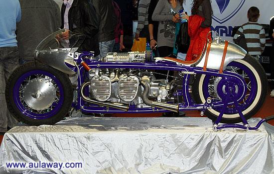 Мотор Шоу в Минске.