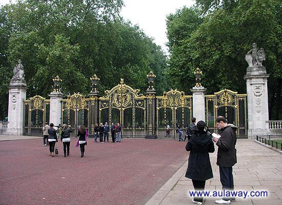Один день прогулки в Лондоне.