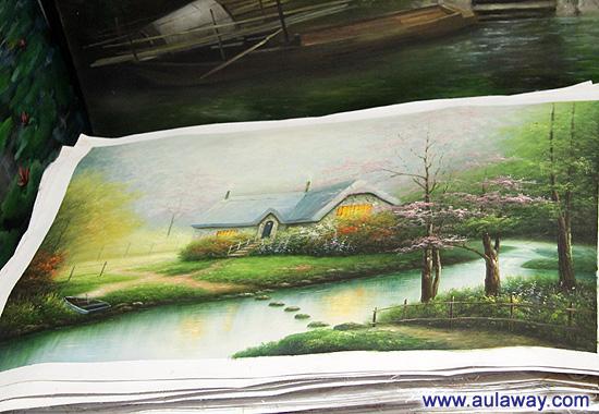 Картины из Китая.