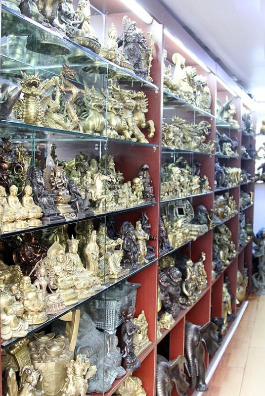 Буддизм в Китае: статуэтки и символика