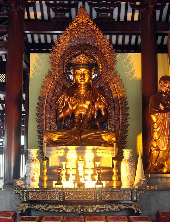 Достопримечательность Гуанчжоу – Храм Шести Баньянов.