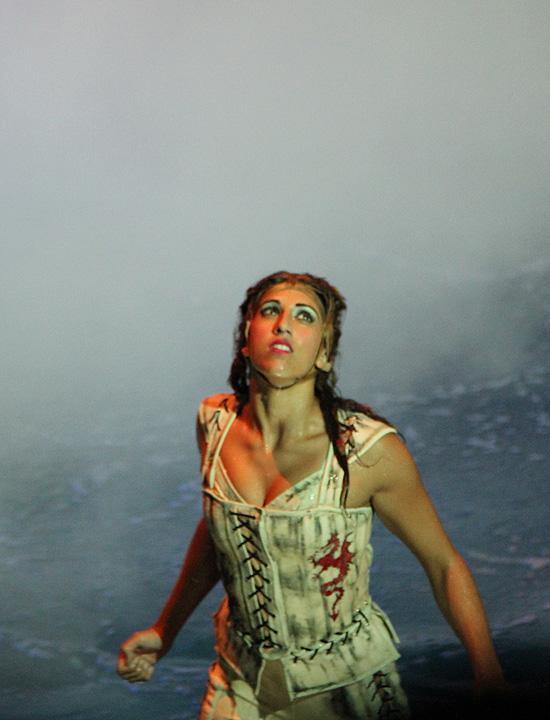 Dancing Water. Цирк танцующей воды