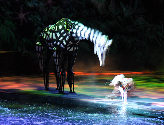 Dancing Water. Дом танцующей воды.