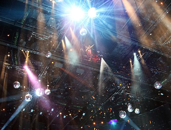Dancing Water. Шоу в Макао.