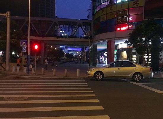 Приколы на дорогах в Китае