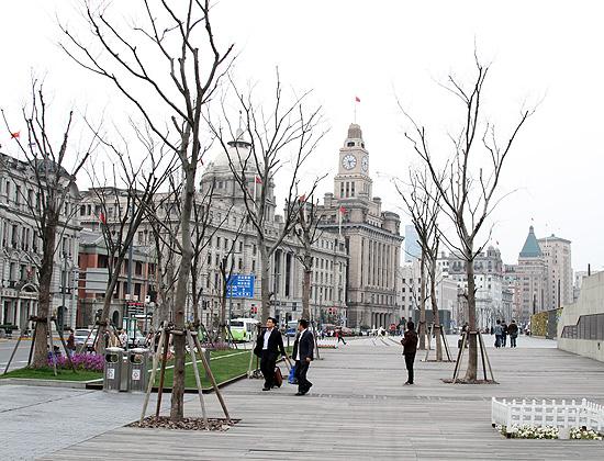 Фотографии Шанхая.